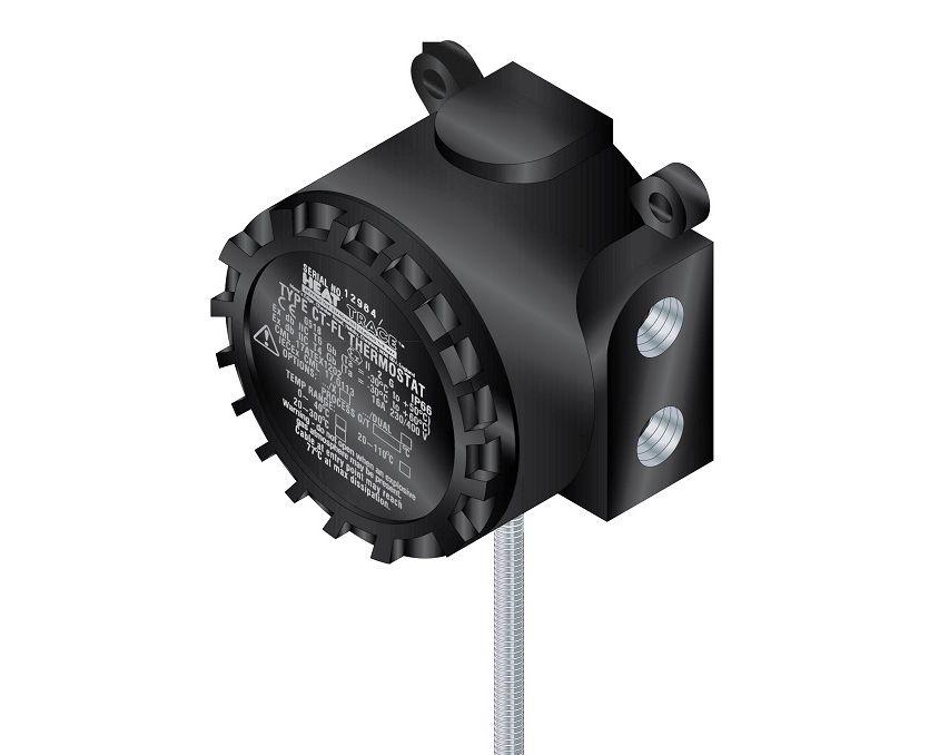 Exproof Termostat arayanlar için yeni ürün: Capstat