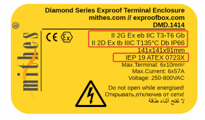 exproof junction box